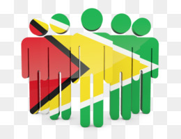 Guyana Flag Png Free Download World Heart Guyana Flag
